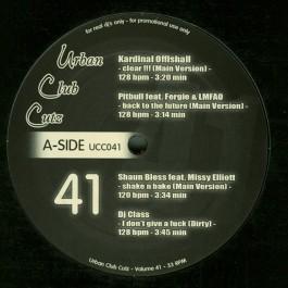 Various - Urban Club Cutz 41