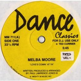Melba Moore / Dayton - Love Comes At Ya / The Sound Of Music