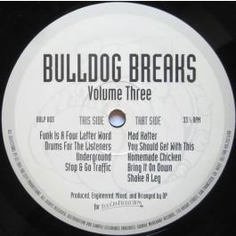 Fog City Productions - Bulldog Breaks Volume Three