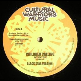Anthony Que / Warriors All Stars - Children Calling