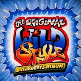 DJ Black Steal - The Original Wildstyle Breakbeats Album