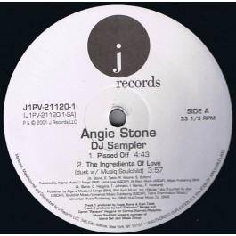 Angie Stone - DJ Sampler