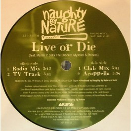 Naughty By Nature - Live Or Die