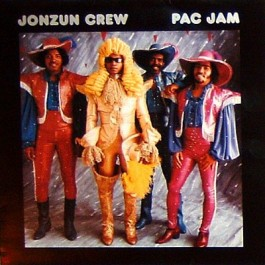 The Jonzun Crew - Pac Jam (Look Out For The OVC) / Space Is The Place