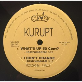 Kurupt - What's Up 50 Cent?