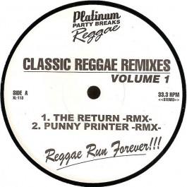 Various - Classic Reggae Remixes Vol 1