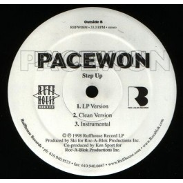 Pacewon - I Declare War / Step Up