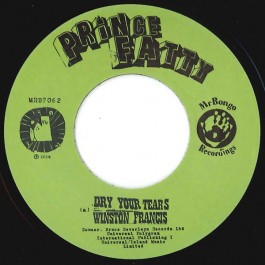 Prince Fatty - Dry Your Tears / Christopher Columbus