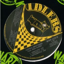 Jungle Brothers - Jimbrowski / Bragging And Boasting