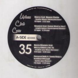 Various - Urban Club Cutz 35