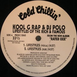 Kool G Rap & D.J. Polo - Lifestyles Of The Rich & Famous
