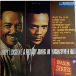 Billy Eckstine - At Basin Street East