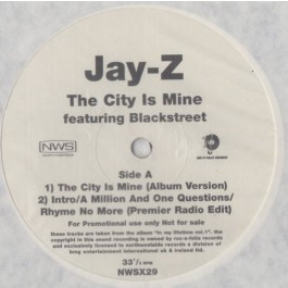 Jay-Z Featuring Blackstreet - The City Is Mine