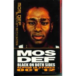 Mos Def - Black On Both Sides / Internal Affairs (Snippets)