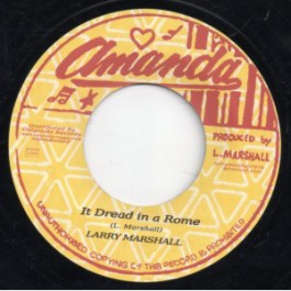 Larry Marshall - It Dread In A Rome