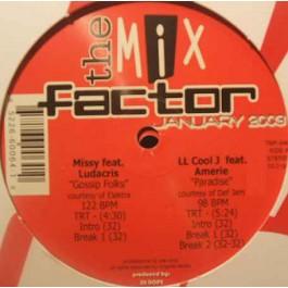 Various - Mix Factor 40 (January 2003)