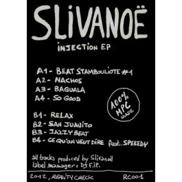 Slivanoë - Injection Vol.1 EP