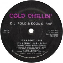 Kool G Rap & D.J. Polo - It's A Demo / I'm Fly