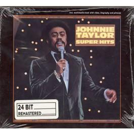 Johnnie Taylor - Super Hits