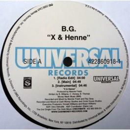 B.G. - X & Henne