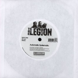 The Legion - Automatic Systematic / Straight Flow