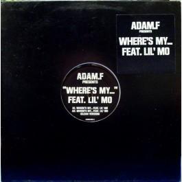 Adam F - Where's My...