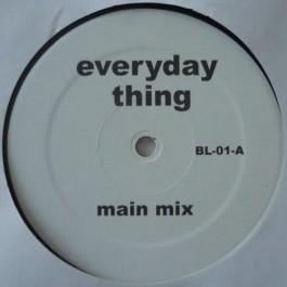 Nas, Nature, Dr. Dre / Big Daddy Kane - Everyday Thing / Enterprising