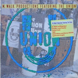 Various - M. Walk Productions Featuring The Union