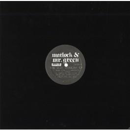 Matlock & Mr. Green - The Wax Museum EP