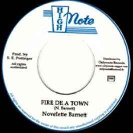 Novelette Barnett - Fire De A Town