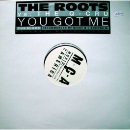 The Roots - You Got Me (The Mixes)