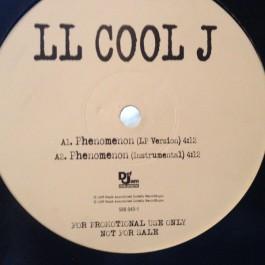 LL Cool J - Phenomenon / Hot Hot Hot