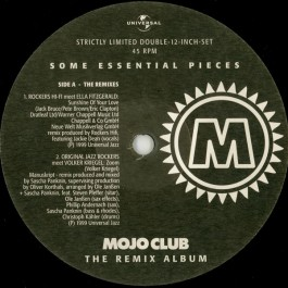 Various - Mojo Club - The Remix Album (Some Essential Pieces)
