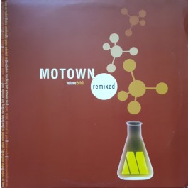 Various - Motown Remixed Volume 2 Club