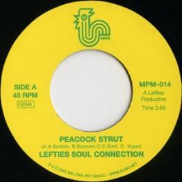 Lefties Soul Connection - Peacock Strut / Sling Shot