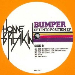 Bumper - Get Into Position EP