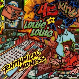 The 45 King & Louie Louie - Rhythmical Madness