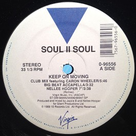 Soul II Soul - Keep On Movin
