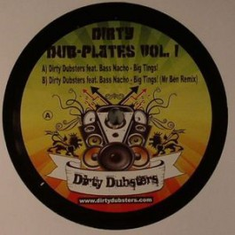 Dirty Dubsters - Dirty Dubplates Vol. 1