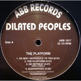 Dilated Peoples - The Platform (Instrumentals)
