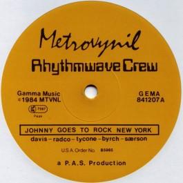 Rhythmwave Crew - Johnny Goes To Rock New York