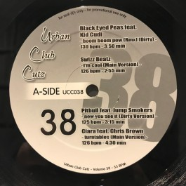 Various - Urban Club Cutz 38