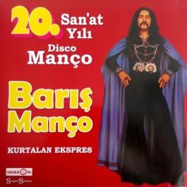 Barış Manço - 20. San'at Yılı Disco Manço