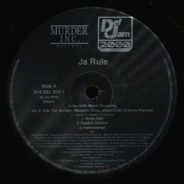 Ja Rule - 4 Life / Holla Holla (Remix)