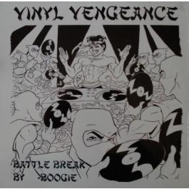 M-Boogie - Vinyl Vengeance