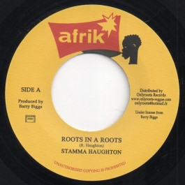 Ralston Haughton - Roots In A Roots