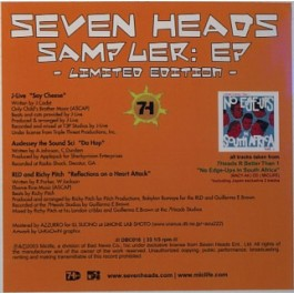 Various - Seven Heads - Sampler: EP