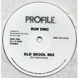 Run-DMC - Old Skool Mix
