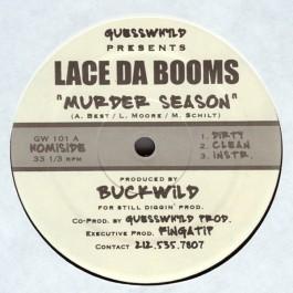 Lace Da Booms - Murder Season