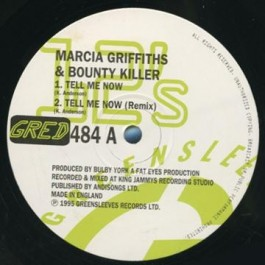 Marcia Griffiths - Tell Me Now